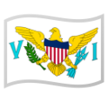 U.S. Virgin Islands on Google Android 9.0