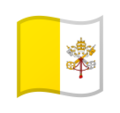 Vatican City on Google Android 9.0