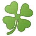 Four Leaf Clover on Google Android 9.0