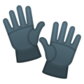 Gloves on Google Android 9.0