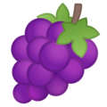 Grapes on Google Android 9.0