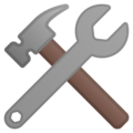 Hammer and Wrench on Google Android 9.0