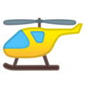 Helicopter on Google Android 9.0