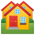 Houses on Google Android 9.0