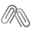 Linked Paperclips on Google Android 9.0