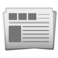 Newspaper on Google Android 9.0