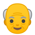 Old Man on Google Android 9.0