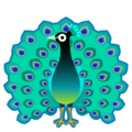 Peacock on Google Android 9.0