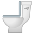 Toilet on Google Android 9.0