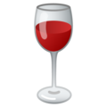 Wine Glass on Google Android 9.0