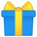 Wrapped Gift on Google Android 9.0