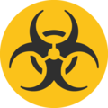 Biohazard on Google Android 7.1