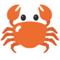 Crab on Google Android 7.1