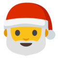 Santa Claus on Google Android 7.1