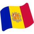 Andorra on Google Android 7.1