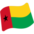 Guinea-Bissau on Google Android 7.1