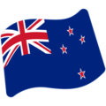 New Zealand on Google Android 7.1