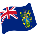 Pitcairn Islands on Google Android 7.1