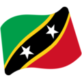 St. Kitts & Nevis on Google Android 7.1