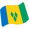 St. Vincent & Grenadines on Google Android 7.1