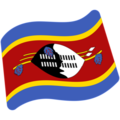 Swaziland on Google Android 7.1