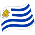 Uruguay on Google Android 7.1