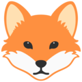 Fox Face on Google Android 7.1