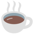 Hot Beverage on Google Android 7.1