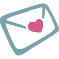 Love Letter on Google Android 7.1
