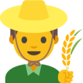 Man Farmer on Google Android 7.1