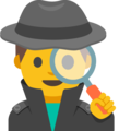 Man Detective on Google Android 7.1