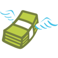 Money With Wings on Google Android 7.1