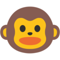 Monkey Face on Google Android 7.1