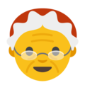 Mrs. Claus on Google Android 7.1