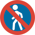 No Pedestrians on Google Android 7.1