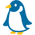 Penguin on Google Android 7.1