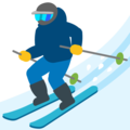 Skier on Google Android 7.1