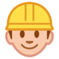 Construction Worker on HTC Sense 7