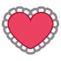 Heart Decoration on HTC Sense 7