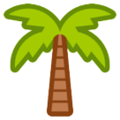 Palm Tree on HTC Sense 7