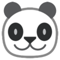 Panda Face on HTC Sense 7