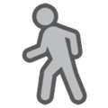 Person Walking on HTC Sense 7
