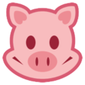 Pig Face on HTC Sense 7