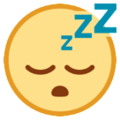 Sleeping Face on HTC Sense 7