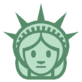 Statue of Liberty on HTC Sense 7