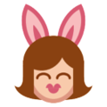 People With Bunny Ears Partying on HTC Sense 7