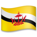 Brunei on LG G5