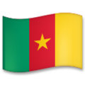 Cameroon on LG G5