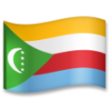 Comoros on LG G5