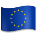 Image result for eu flag emoji